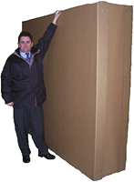 Made to Measure Corrugated Cartons, South Wales